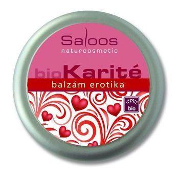 Saloos Bio Karité balzám - Erotika 50ml