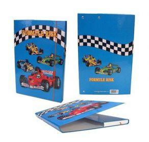 Zobrazit detail - Školní box na sešity A4 EMIPO Formule