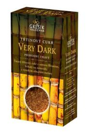 Cukr Very Dark třtinový přírodní tmavý 300g