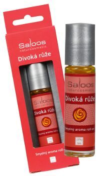 Saloos Bio Aroma roll-on 9ml - Divoká růže