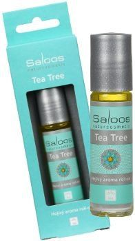 Saloos Bio Aroma roll-on 9ml - Tea tree