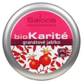 Saloos Bio Karité balzám - Granátové jablko 50ml