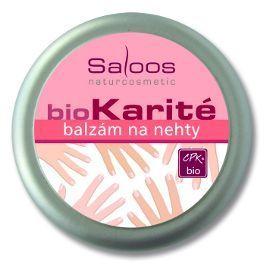 Saloos Bio Karité do kapsy - Balzám na nehty 19ml