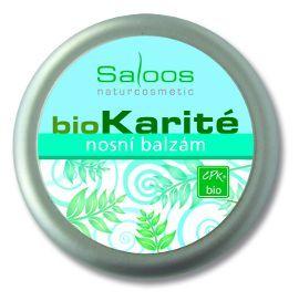 Saloos Bio Karité do kapsy - Nosní balzám 19ml