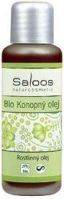 Saloos Bio Rostlinný olej Konopný 50ml