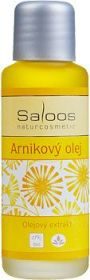 Saloos Bio olejové extrakty - Arnikový 50ml