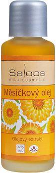 Saloos Bio olejový extrakt - Měsíčkový 50ml