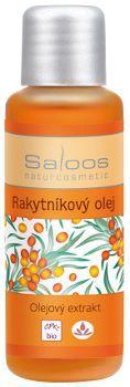 Saloos Bio olejový extrakt - Rakytníkový 50ml