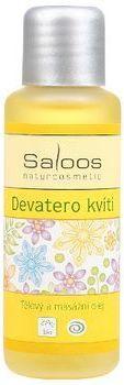 Saloos Bio tělový a masážní olej 50ml - Devatero kvítí
