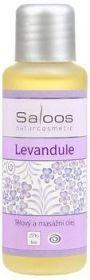 Saloos Bio tělový a masážní olej 50ml - Levandule