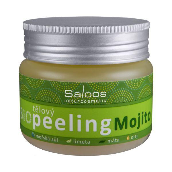 Saloos Bio tělový peeling 140ml - Mojito