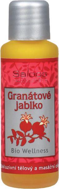 Saloos Bio Wellness - Granátové jablko 50ml