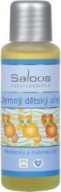 Saloos Jemný dětský olej 50ml