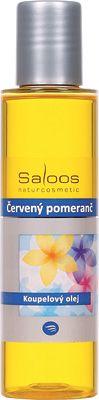 Saloos Koupelový olej - Červený pomeranč 125ml