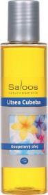 Saloos Koupelový olej - Litsea Cubeba 125ml