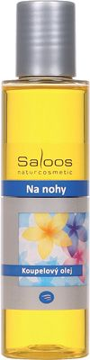Saloos Koupelový olej - Na nohy 125ml