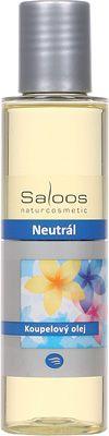 Saloos Koupelový olej - Neutrál 125ml