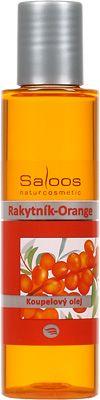 Saloos Koupelový olej - Rakytník-Orange 125ml
