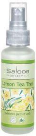Saloos Květinová pleťová voda - Lemon Tea tree 50ml