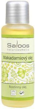 Saloos Rostlinný olej Makadamiový 50ml