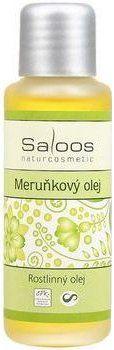 Saloos Rostlinný olej Meruňkový 50ml