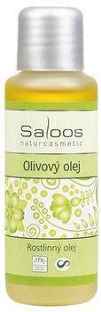 Saloos Rostlinný olej Olivový 50ml