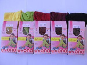 Dívčí capri legíny ANETA 40 DEN Evona mix barev