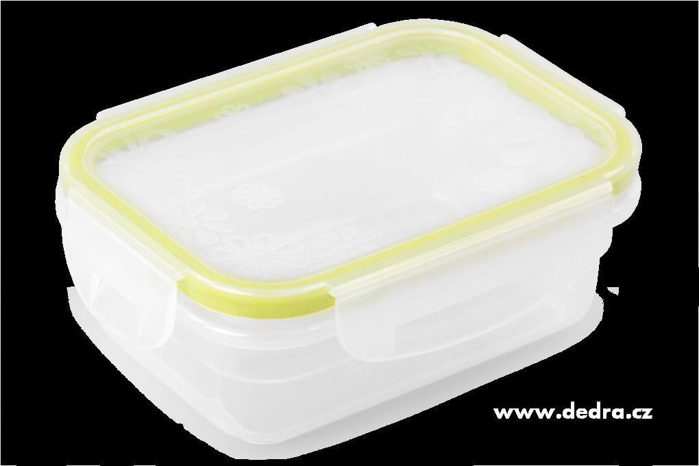 Dóza na potraviny CVAK&CVAK se silikonovým těsněním 300 ml Dedra