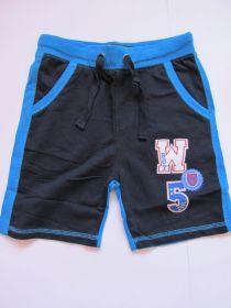 Chlapecké kraťasy/šortky Wolf tmavě modré, vel. 122