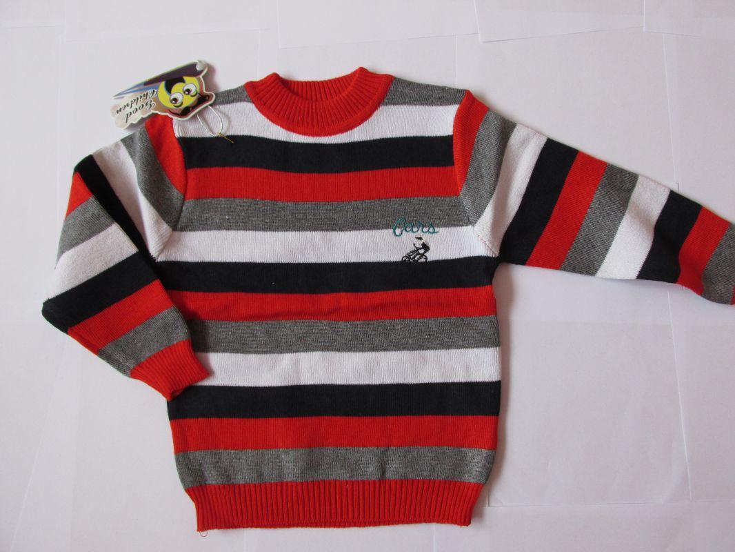 Chlapecký svetr/svetřík, vel. 98-104 č.2 GOOD CHILDREN