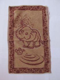 Dětský ručník 29x47cm, slůně hnědé