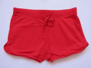 Dívčí kraťasy/šortky Wolf červené, vel. 146-158