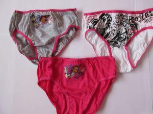 Dívčí spodní kalhotky - MONSTER HIGHT II. vel. 122-128
