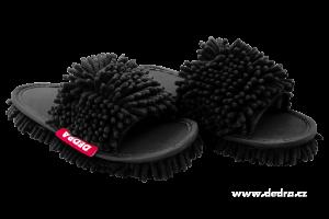Úklidové botky - černé vel. 41-45