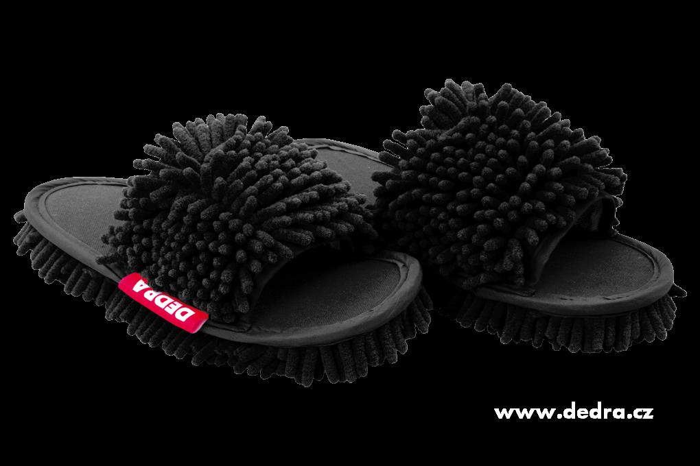 Úklidové botky - černé vel. 41-45 Dedra