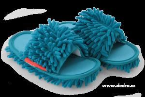 Úklidové botky - tyrkysové vel. 41-45
