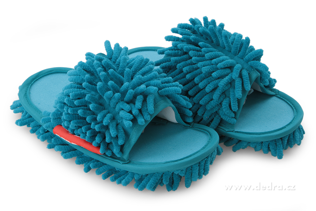 Úklidové botky - tyrkysové vel. 41-45 Dedra
