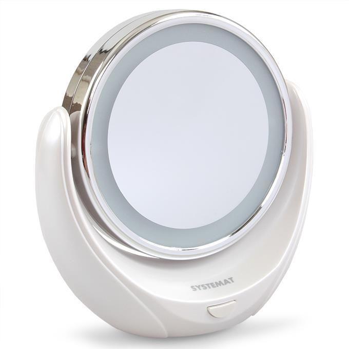 Kosmetické zrcadlo s LED osvětlením Dedra