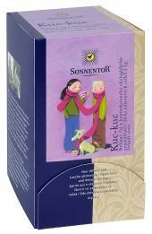 Kuc-kuc bylinný čaj BIO Sonnentor porc. 18x1,5g