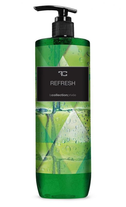 Sprchový krém LA COLLECTION PRIVÉE 500 ml Refresh Dedra