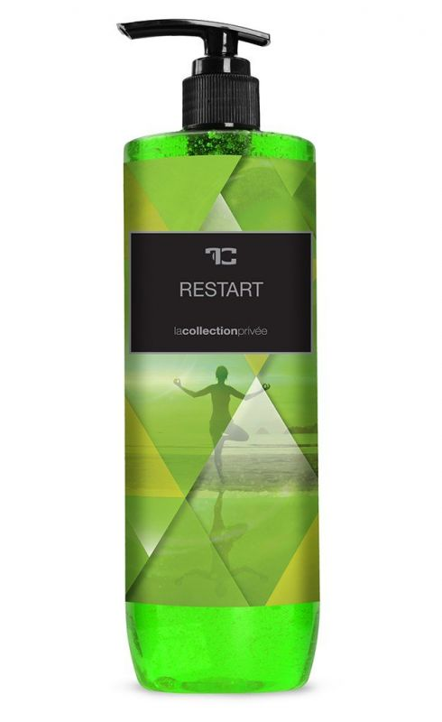 Sprchový krém LA COLLECTION PRIVÉE 500 ml Restart Dedra