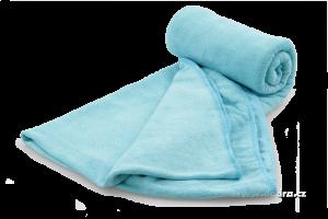 Ultrasavá podložka/ručník XXL - tyrkysová Dedra