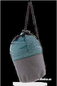 Ultrasavá podložka/ručník XXL - tyrkysová