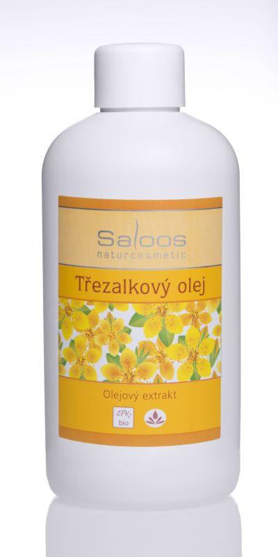 Saloos Bio olejový extrakt - Třezalkový 500ml