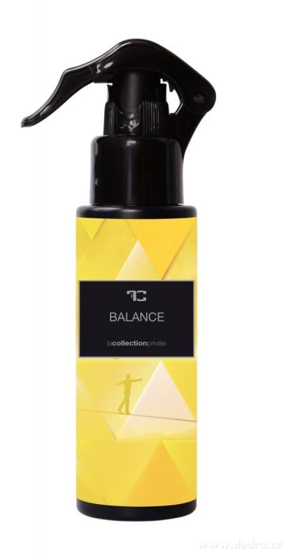 Parfém na ruce LA COLLECTION PRIVÉE 100 ml Balance Dedra