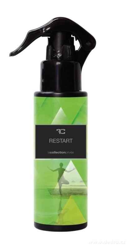 Parfém na ruce LA COLLECTION PRIVÉE 100 ml Restart Dedra