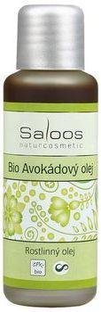 Saloos Bio Avokádový olej 125ml