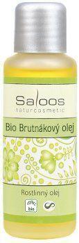 Saloos Bio Brutnákový olej 125ml