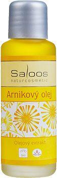 Saloos Bio olejové extrakty - Arnikový 125ml