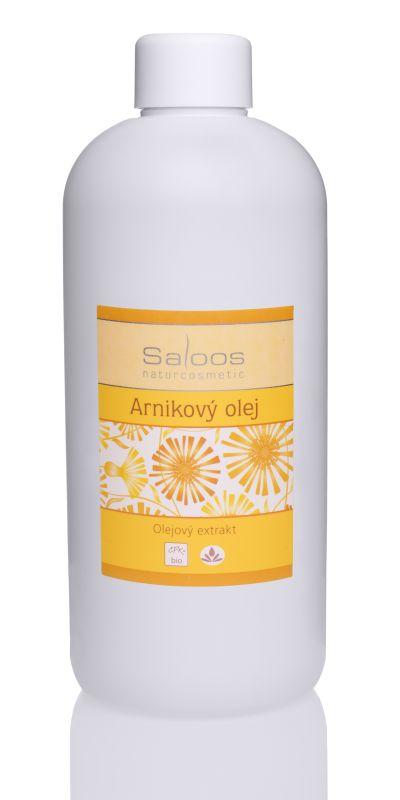 Saloos Bio olejové extrakty - Arnikový 500ml